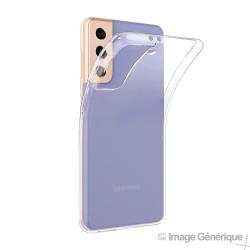 Coque Silicone Pour Samsung Galaxy S21 Plus (0.5mm, Transparent) En Vrac