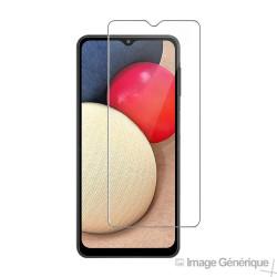 Verre Trempé Pour Samsung Galaxy A02s (9H, 0.33mm) Blister
