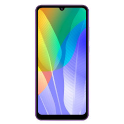 Huawei Y6P (Double Sim - 6.3'' - 64Go, 3Go RAM) Violet