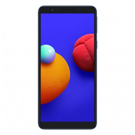 Samsung A013G/DS Galaxy A01 Core (5.3'' - Double Sim - 32 Go, 2 Go RAM) Bleu (Version NON Européenne*)