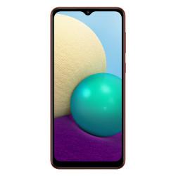 Samsung Galaxy A02 (6.5'' - Double Sim - 32 Go, 3 Go RAM) Rouge (Version non Européenne*)