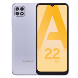 Samsung A226B/DSN Galaxy A22 5G (6.6'' - 64 Go, 4 Go RAM) Violet