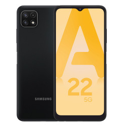 Samsung A226B/DSN Galaxy A22 5G (6.6'' - 128 Go, 4 Go RAM) Gris