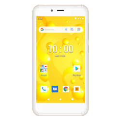 Konrow Soft 5 (Double Sim - 4G - Écran 5'' - 8 Go, 1 Go RAM) Or