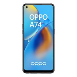 Oppo A74 (Double Sim - Ecran 6.43'' - 128 Go, 6 Go RAM) Noir