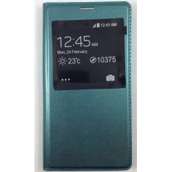 Flip Case Samsung S5 Avec Fenêtre