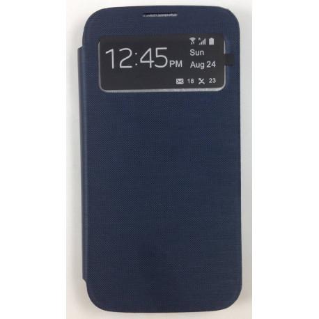 Samsung S4 Flip Case Avec Fenêtre