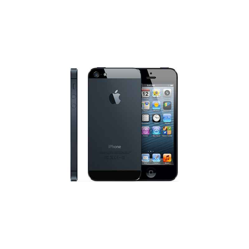 apple iphone 5 16go noir reconditionn elplace soci t oneclicmobile. Black Bedroom Furniture Sets. Home Design Ideas