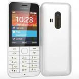 Nokia 220 Double Sim Blanc