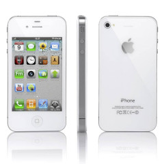 Iphone 4 8Go Blanc Reconditionné par Apple (Pre-Owned)