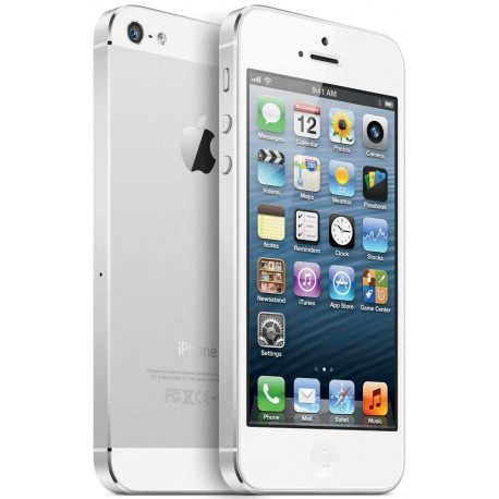 Apple Iphone 5 16GO Blanc (Occasion - Comme neuf)