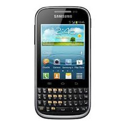 Samsung B5330 Galaxy Chat Noir (QWERTY)