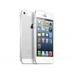 Iphone 5S 32GB Silver (Occasion - Bon état)