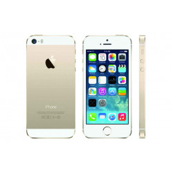 Iphone 5S 32GB Gold (Occasion - Bon état)