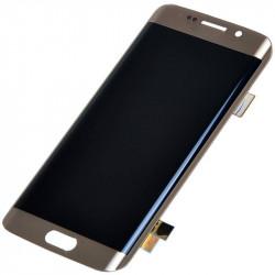 Écran LCD Original Pour Samsung G925 Galaxy S6 Edge Gold