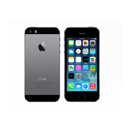 Iphone 5S 16GB Space Gray (Occasion - Bon état)