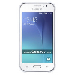 Samsung J110H/DS Galaxy J1 Ace Double Sim Blanc