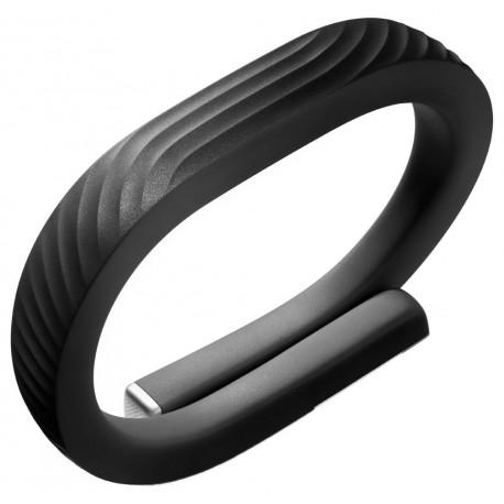 Bracelet Connecté Jawbone UP 24 Noir - Taille Small