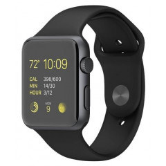 Apple Watch Sport 38mm Gris (Reconditionné)