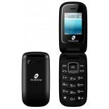 Konrow K-Flip - Téléphone à Clapet - Ecran 1.8'' - Noir