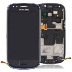 Ecran LCD Original Pour Samsung I8190 Galaxy SIII Mini Gris