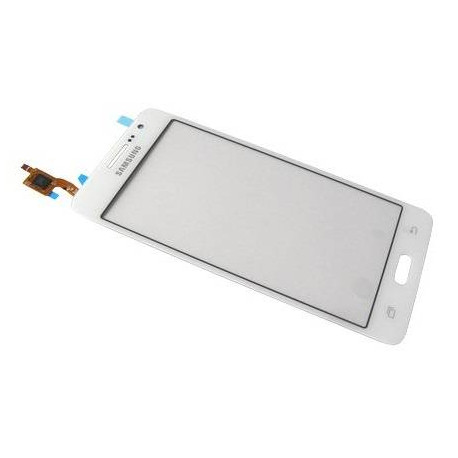 Vitre Tactile Originale Pour Samsung G530F Galaxy Grand Prime Blanc