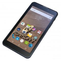 Konrow BigCool - Smartphone Android 5.1 Lollipop - Ecran 6'' - 8Go - Double Sim - Bleu