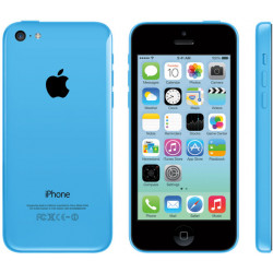 Iphone 5C 8Go Bleu (Reconditionné)