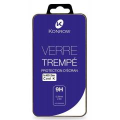 Verre Trempé Pour Konrow Cool-K (9H, 0.33mm)