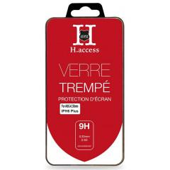 Verre Trempé Pour Iphone 6 Plus (9H, 0.33mm)