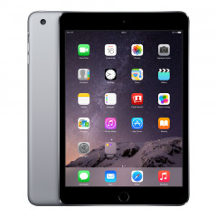 Ipad Mini 3 128 Go Wifi & Cellular Gris Sideral (Reconditionné - SWAP)