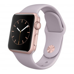 Apple Watch Sport 42mm Rose Gold Bracelet Lavande (Reconditionné)