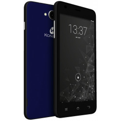 Konrow Coolfive Plus - Android 6.0 - Ecran 5'' - 8Go - Double Sim - Bleu Nuit