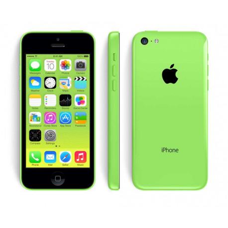 Iphone 5C 8Go Vert (Occasion - Bon état)