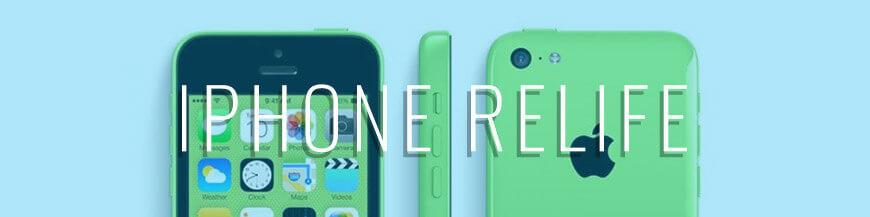 """Iphones """"Relife"""""""