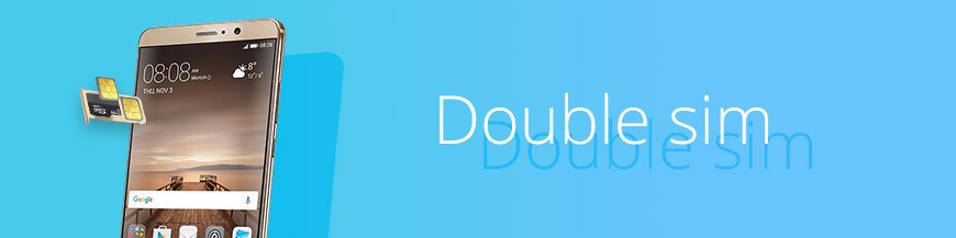 Double sim LG