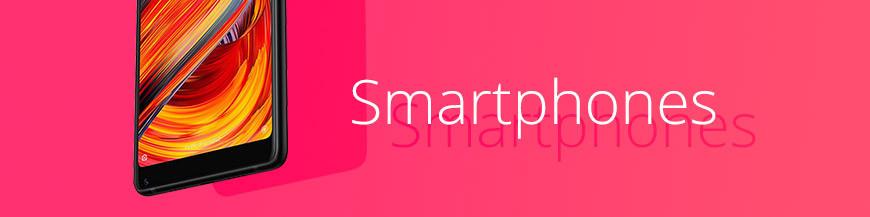 Smartphones (toutes marques)