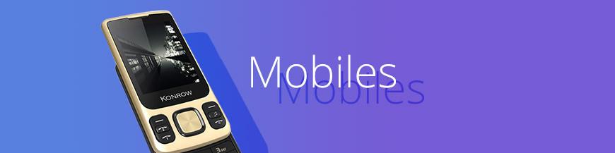 Mobiles (toutes marques)