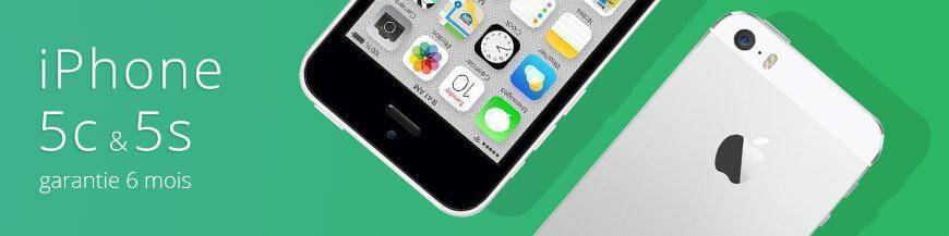 iPhone 5C - 5S