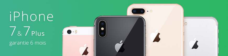 iPhone 7 - 7 Plus