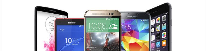 Téléphones mobiles & Smartphones